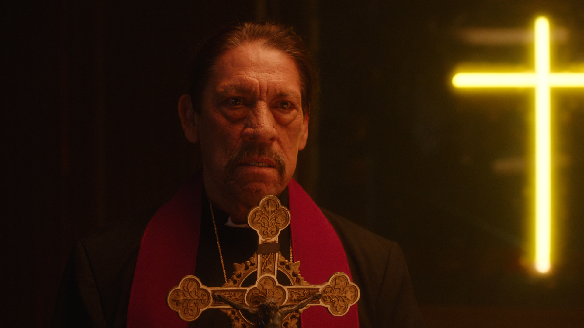 Exorcism Trailer Before Halloween 2020 Danny Trejo Has Done It All and Now He's Playing 'The Last