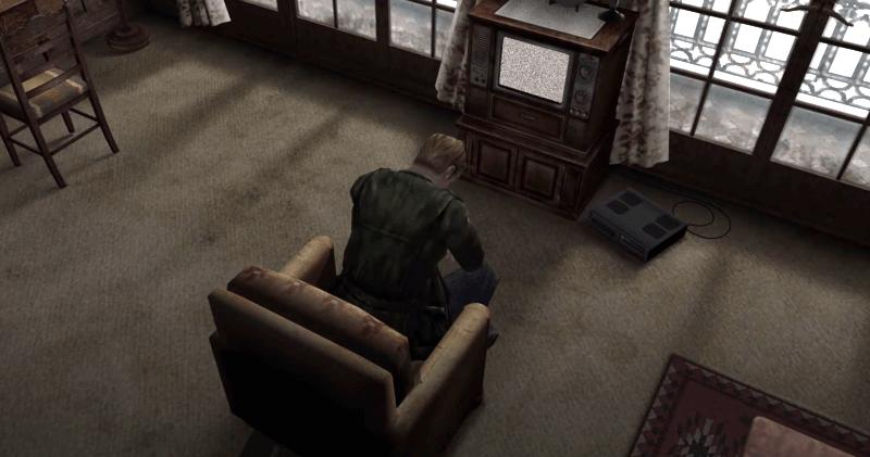 San Valentín: Resultado de imagen para Silent Hill james killed mary