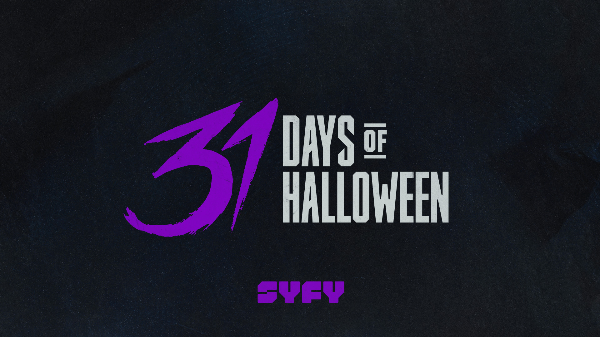 31 Days Of Halloween Line Up 2020 SYFY's Halloween Lineup Includes Themed Movie Marathons Throughout