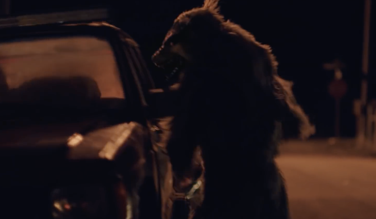A Werewolf Goes on the Attack In Clip From Orion's 'The Wolf of Snow Hollow'!  [Video] - Bloody Disgusting