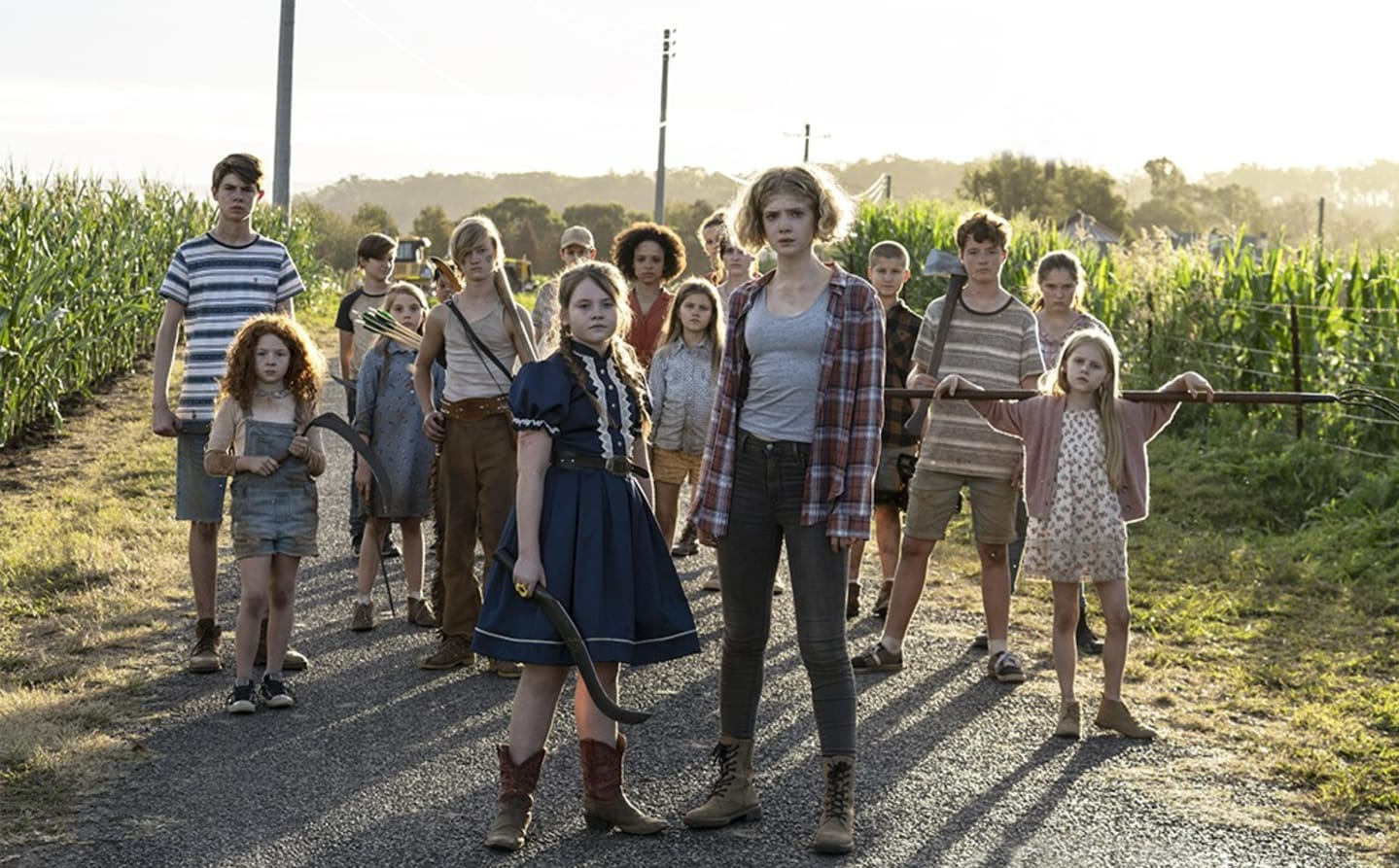 New 'Children of the Corn' Movie Gets First Image, Poster Art and Very  Limited Theatrical Release - Bloody Disgusting