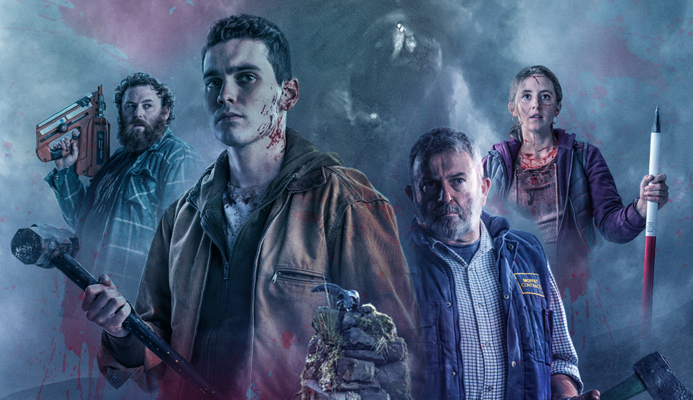 Shudder Brings Together the 'Boys from County Hell' on the Poster for Upcoming Vampire Movie [Exclusive] - Bloody Disgusting