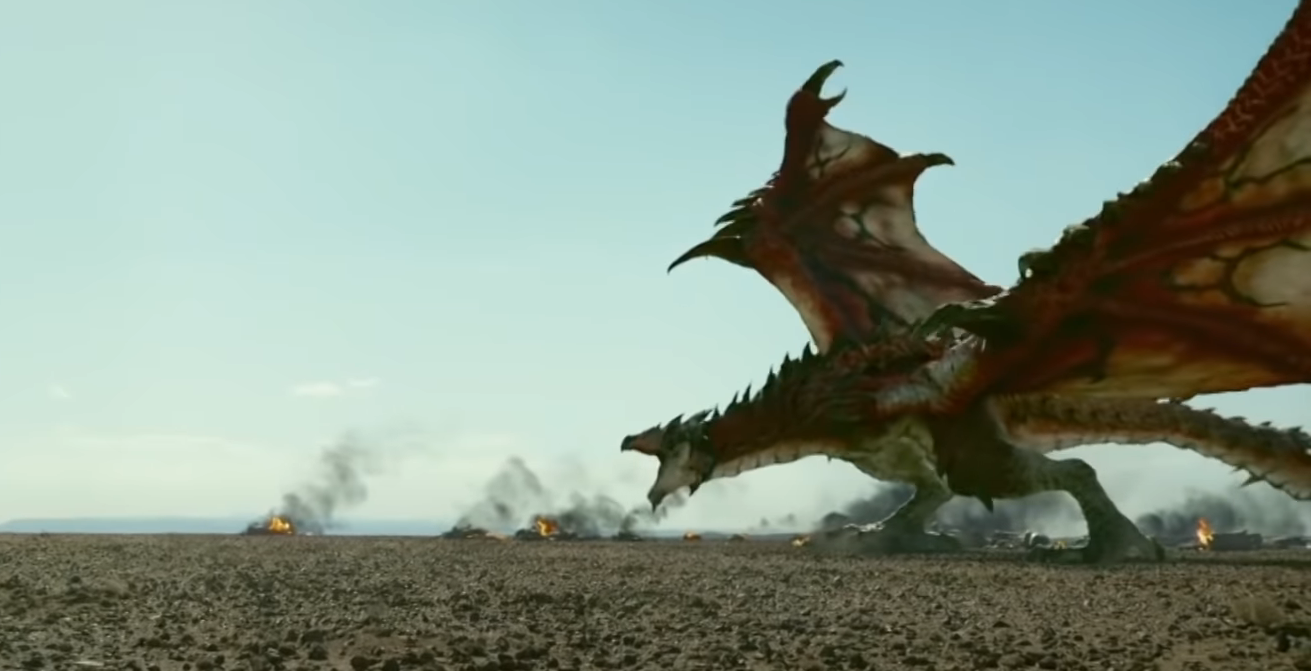 Monster Hunter': Video Game Monsters Unleashed in New Featurette Video for  the Movie - Bloody Disgusting