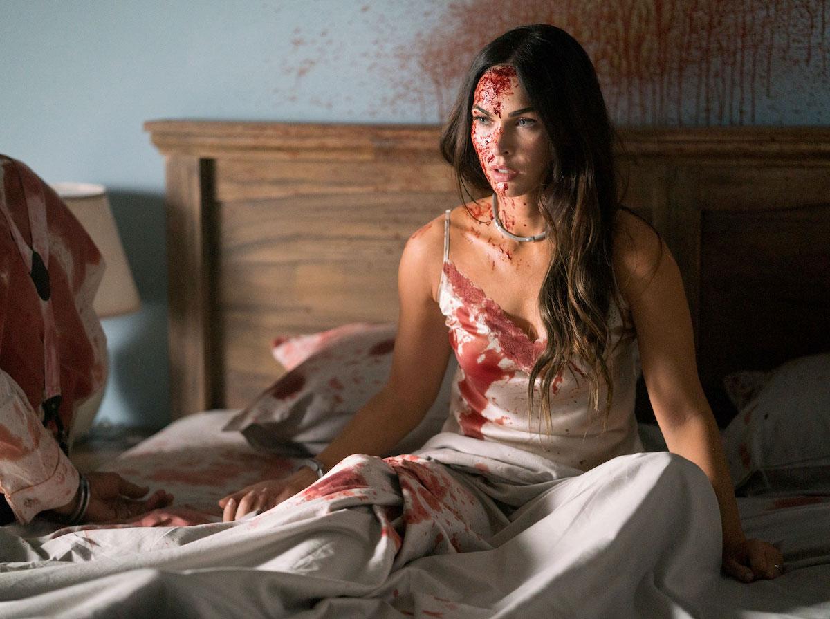 """La sexy Megan Fox regresa al cine de terror con la nueva película """"Till Death"""""""