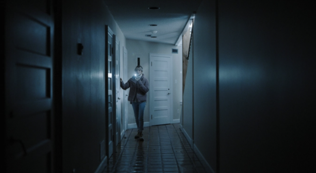 First Look at Home Invasion Thriller 'See for Me' Starring Visually Impaired Actress Skyler Davenport