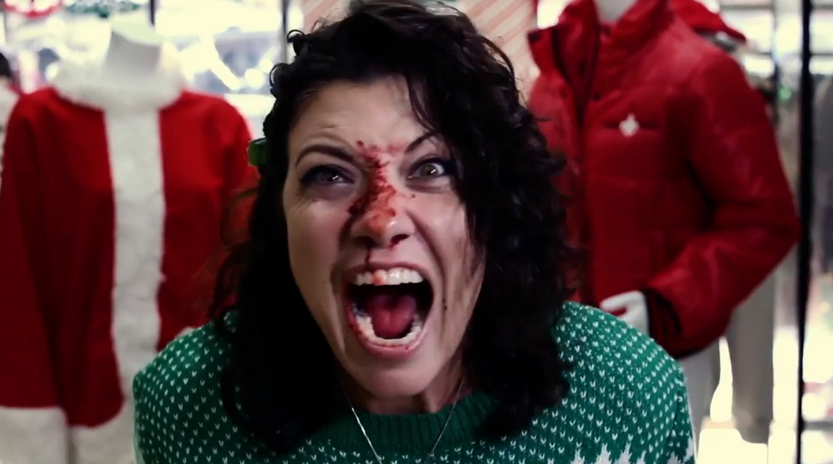 Deathcember': Bloody Unrated Trailer Opens Up 24 Doors to Hell for the Ultimate Advent Horror Anthology - Bloody Disgusting
