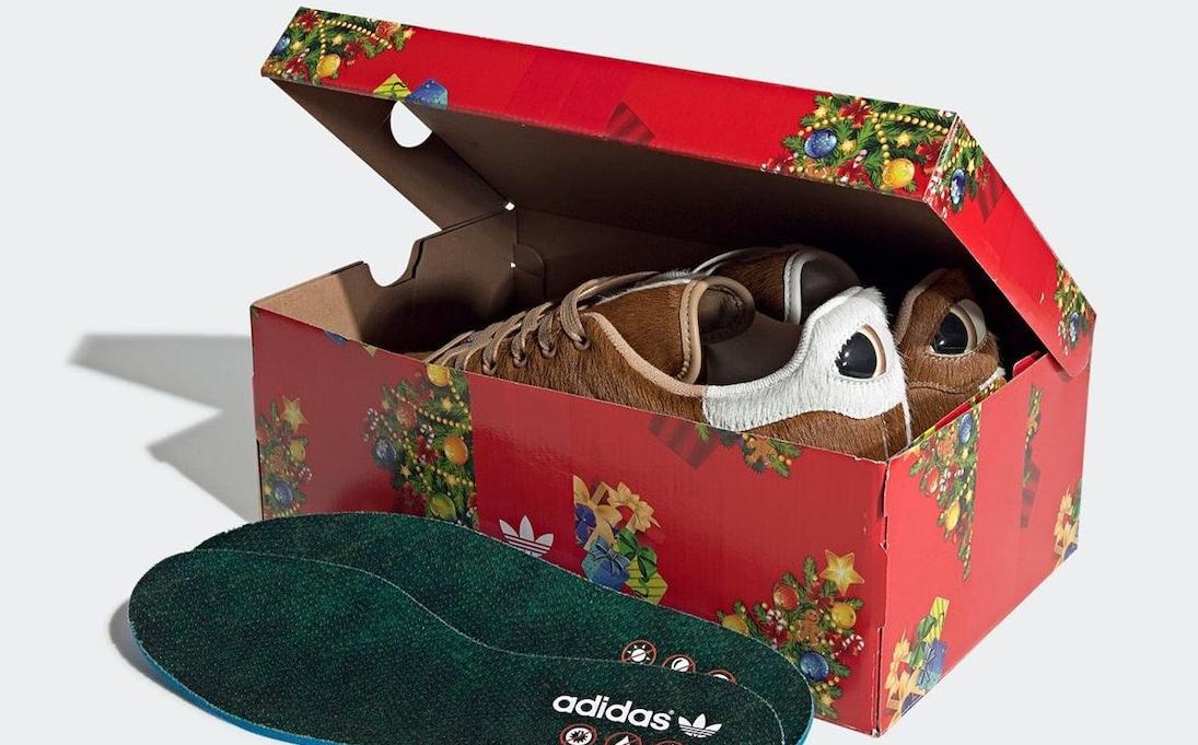 Adidas Releasing 'Gremlins'-Inspired