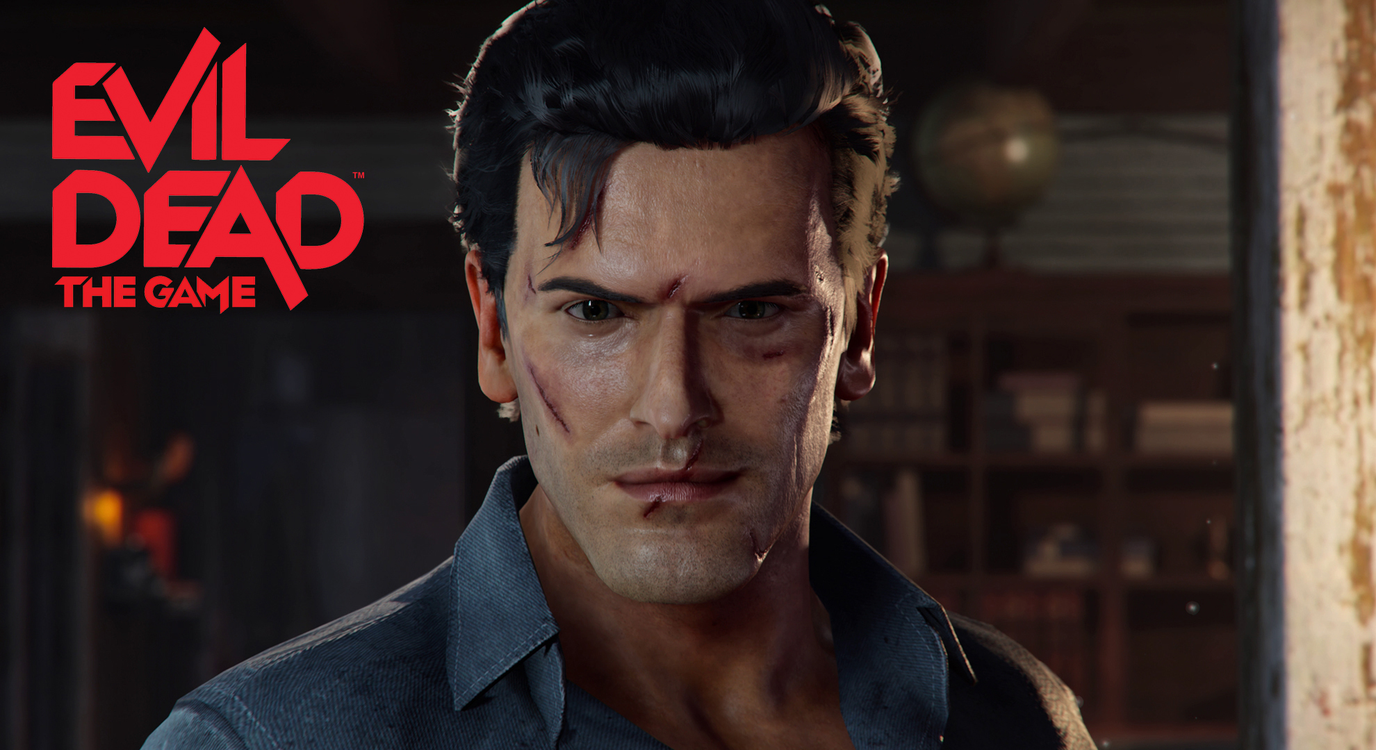 Bruce Campbell Returns as Ash in 'Evil Dead: The Game'; Watch the Trailer!  - Bloody Disgusting