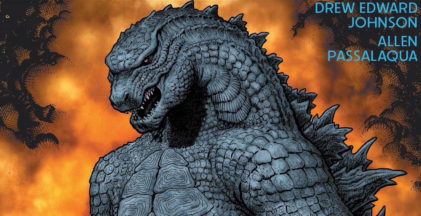 Legendary Comics Unleashes Cover Art for Upcoming 'Godzilla vs. Kong' Graphic Novel Prequels