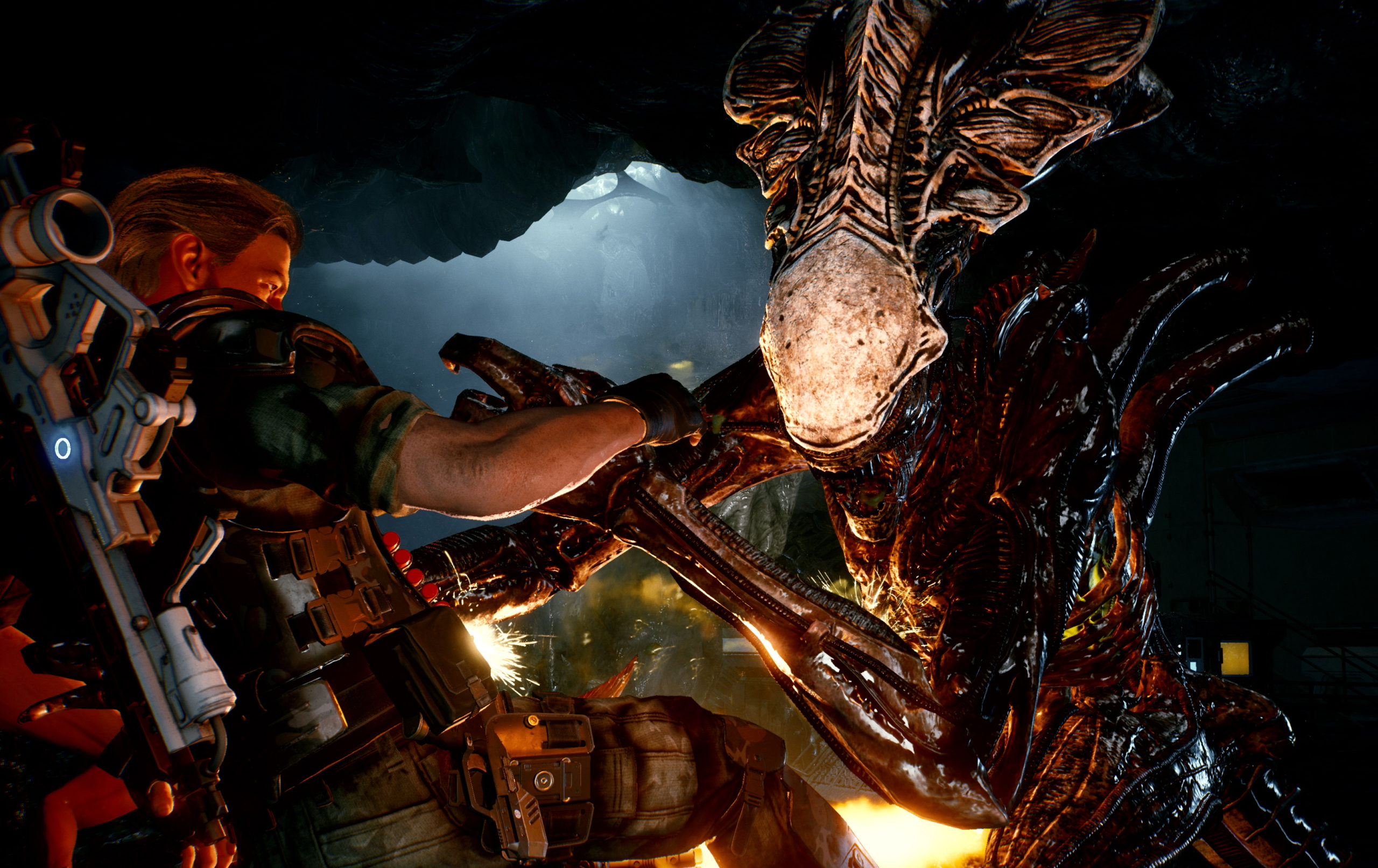 Preview] 'Aliens: Fireteam' is Taking Players on Another Bug Hunt - Bloody  Disgusting