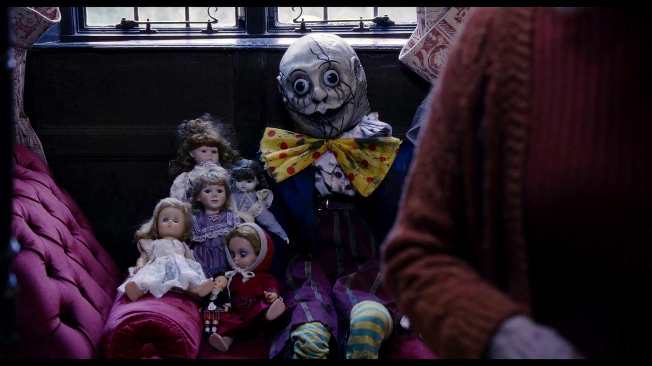 The Curse of Humpty Dumpty' Blends a Classic Nursery Rhyme With Creepy Doll Horror [Trailer] - Bloody Disgusting