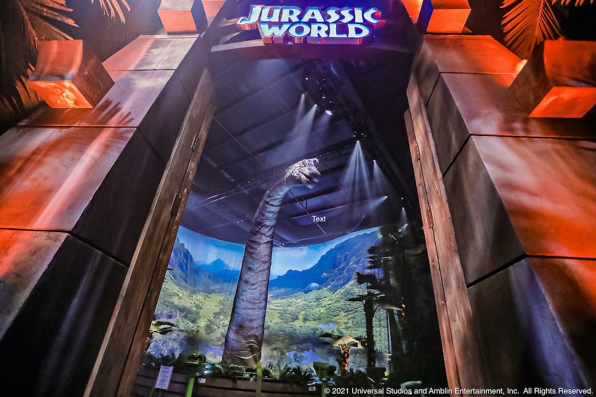 """""""Jurassic World: The Exhibition"""" to Bring Dinosaurs to Your City; Begins Nationwide Tour in Dallas"""