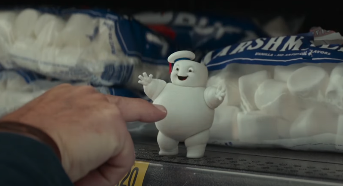 """'Ghostbusters: Afterlife': Hasbro Reveals """"Mini-Puft"""" Toys Housed in Canisters of Marshmallow Goo!"""