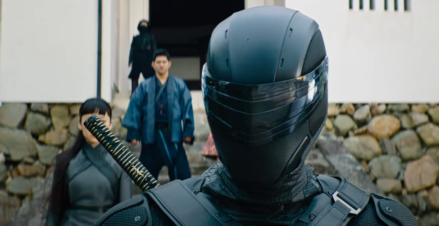 Full Trailer Takes You Behind the Mask of G.I. Joe Character 'Snake Eyes' [Video] - Bloody Disgusting