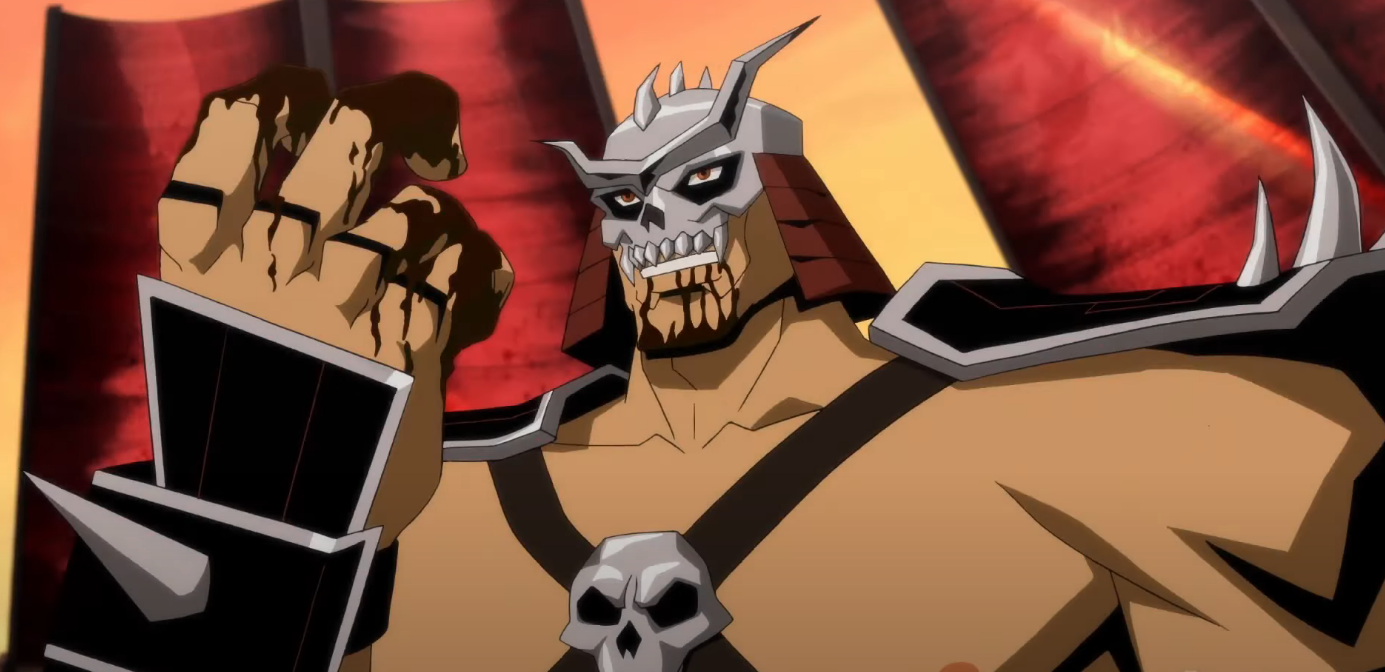 Trailer] 'Mortal Kombat Legends: Battle of the Realms': The Strong Bloody  Violence Returns in New Animated Movie! - Bloody Disgusting