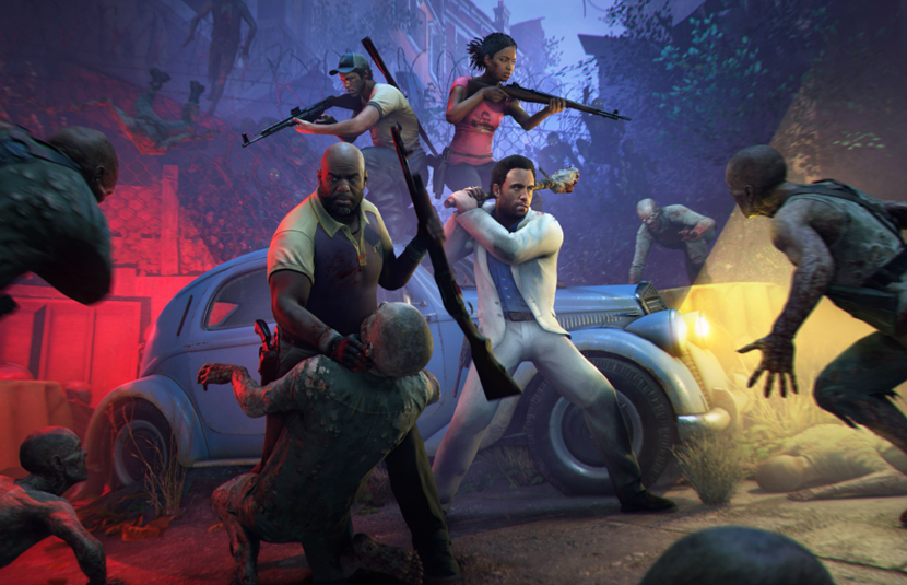 [Watch] 'Left 4 Dead 2' Cast Goes in Guns-Blazing as Free DLC With New 'Zombie Army 4' Campaign - Bloody Disgusting