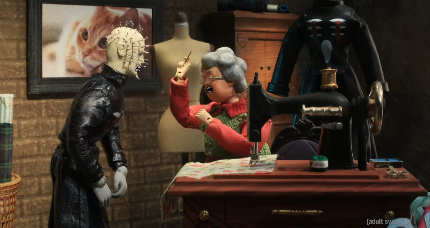 """Robot Chicken"""" is Back for More Insanity and Absurdity With Season 11 in  September! [Trailer] - Bloody Disgusting"""