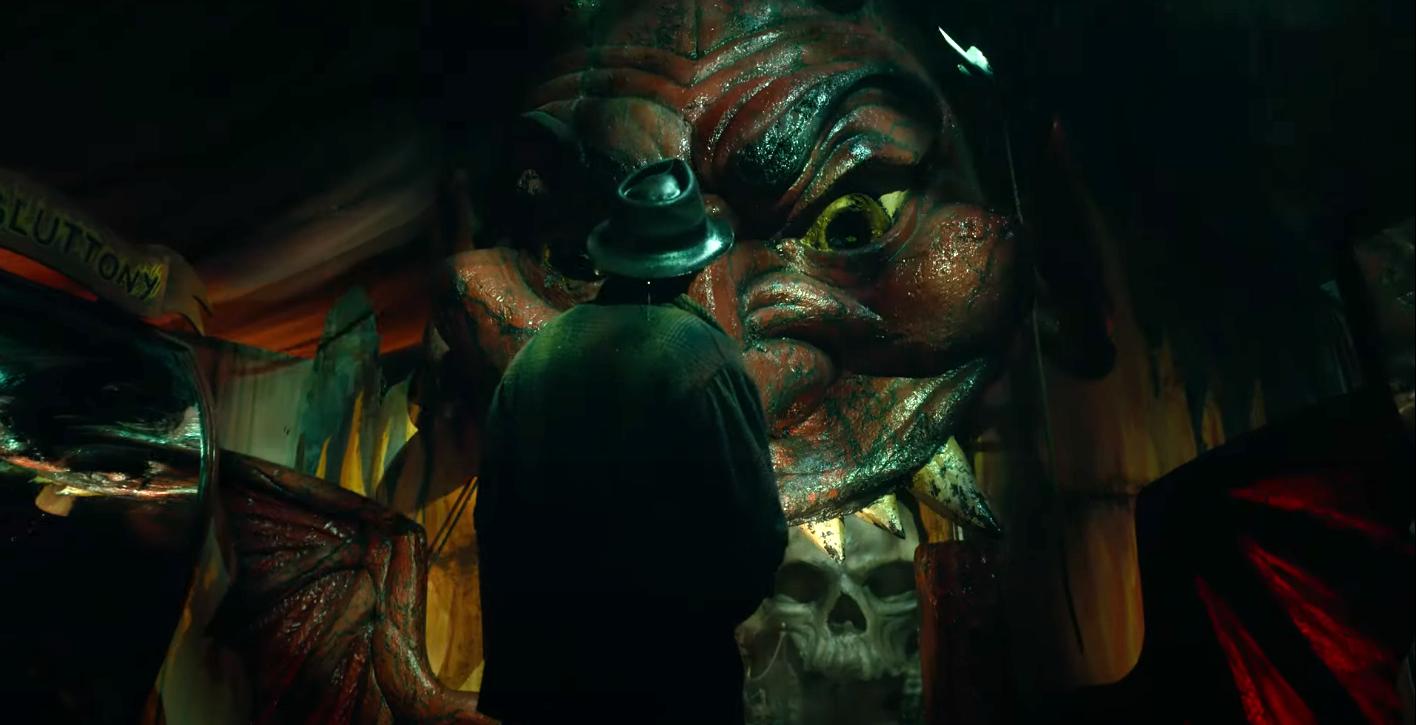 Nightmare Alley: la nueva película de thriller Noir de Guillermo del Toro (tráiler)